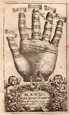 1697 Manus Religiosorum Franciscans Catholic Religion  Köln Venice Theology