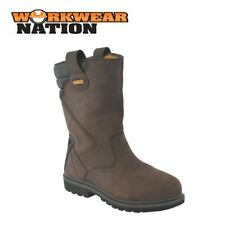 Slip On Shoes DEWALT Work Boots for Men