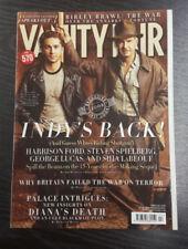 Celebrity Monthly Vanity Fair Film & TV Magazines