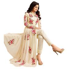 Indian Stylish Designer Bollywood Party Anarkali Salwar Suit New Stylish Women