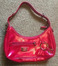 Ladies Pink Gues Purse / Handbag Unique & Distinctive⏩⏩�� Shipping‼️