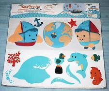 Stickers décor et tissus Déco'llection Maman les p'tits bateaux Baby To Love