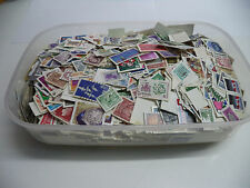 Huge collection Canadian stamps in good condition. Miles de sellos.canadiense