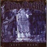 """LAAZ ROCKIT """"LEFT FOR DEAD"""" CD DIGIPACK NEW+"""