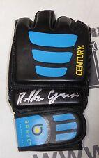 Rolker Gracie Signed MMA Glove PSA/DNA COA UFC Pride FC Jiu-Jitsu BJJ Autograph