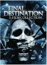 {New Sealed} Final Destination 5 Film Collection 1 2 3 4 5 WideScreen Dvd 2015