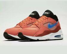Nike Air Max 93 /306551-800/UK 12 EUR 47.5 coral red blue orange white