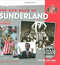 DVD Book of Sunderland (DVD Books) by Mason, Rob, Good Used Book (Hardcover) FRE