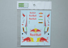 1/24 Audi A4 Redbull '09 DTM Option Decal for Revell