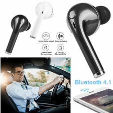 Sport Wireless Bluetooth Headset Headphone Earphone For iPhone 8 Samsung Note 8