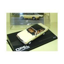 OPEL COMMODORE B GS/E Jaune 1972-1977 ALTAYA 1:43