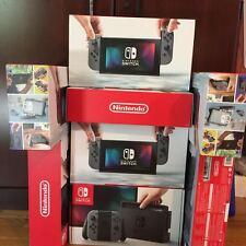 Brand New Nintendo Switch - 32GB Gray Console (with Gray Joy-Con)