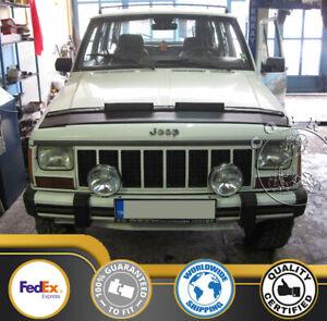 Car Bonnet Hood Bra For JEEP CHEROKEE XJ COMANCHE 1984 - 2001