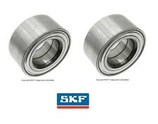 For Mercedes W203 C240 C320 4Matic Pair Set of 2 Front Wheel Bearings SKF GRW200