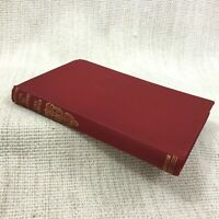 1951 Vintage Jane Austen Book Sense & Sensibility Illustrated Old Copy