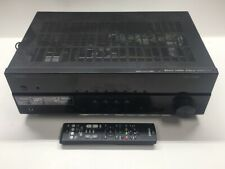 Yamaha RX-V383 5.1-channel home theater receiver with Bluetooth w/ Rmt