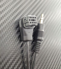 2pcs AUX INPUT ADAPTER CABLE TO 3.5mm to PIONEER CD-RB10 CD-RB20 IP-BUS/Pio35