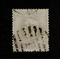 Portugal SC# 49, Used, perf 12.5, minor toning, back signed? - S10055