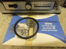 Bell and Howell Film Projectors