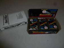 1986 SPORTFLICS MAGIC MOTION BASEBALL SUPERSTARS SERIES 1 CARD SET CAL RIPKEN JR