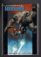 Ultimate Human Hardcover Hc (2008) Nmmt Marvel Premiere Edition, Hulk, Iron Man