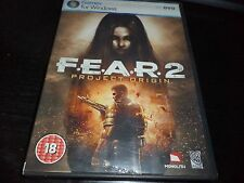 F.E.A.R.  2 shooter  pc game  fear