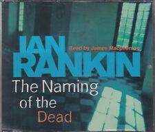 The Naming Of The Dead Ian Rankin 6CD Audio Book Abridged DI Rebus Thriller