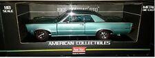 1965 PONTIAC GTO HARD TOP Diecast 10 inch SUNSTAR 1:18 AMERICAN SS 1807 GREEN