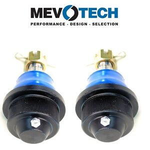 For Chevrolet Silverado 1500 2500 3500 HD Pair Set of 2 Front Lower Ball Joints