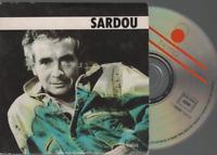 Michel Sardou La Même Eau Qui Coule Cd Single 1988