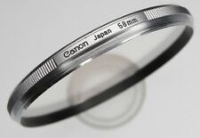 Canon RF Rangefinder 58mm Skylight Filter for 85mm f1.5,100mm f2 #1 .......Minty