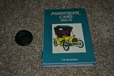 Cars of the World in Color: Passenger Cars 1905-12 by TR Nicholson 1971