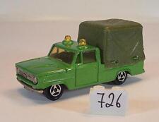 Majorette 1/80 Dodge Kommunalfahrzeug grünmetallic #726