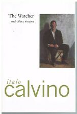 The Watcher & Other Stories Italo Calvino Harcourt Brace 1971 FREE Shipping