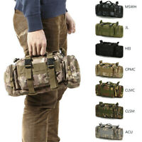 Tactica Practical Belt BagPack Photo DSLR Waist Rucksack Outdoor Multifunctional