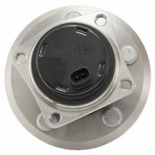 Wheel Bearing and Hub Assembly-4-Wheel ABS Rear Moog 512329