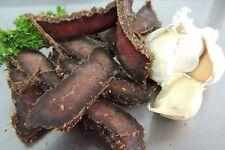 250g Knoblauch German-Beef-Jerky (Biltong,Steak Bites, Pemmikan) 43,96 €/K