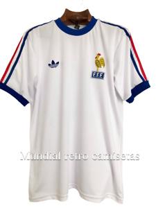 Francia Platini national team jersey maglia camiseta (retro)