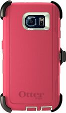 OtterBox Defender Case for Samsung Galaxy S6 w/ Holster - Retail Package - New