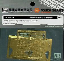 AFV Club 1/35 Tiger I Late Version Touch # TH35011