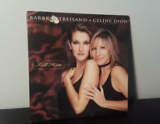 Barbra Streisand/Céline Dion – Tell Him (CD Single, 1997, Epic)