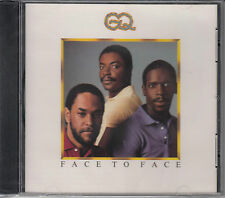 G.Q.: Face to Face GQ (CD, 2011, Funky Town Grooves) NEW SS f. Shake oop