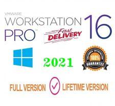 VMware Workstation Pro16✔️Offer✔️LifeTime-Key✔️Fast Delivery