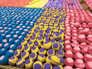 100 Wholesale 4.5 oz Assorted Bath Bombs Lot Bulk Resale Big Profits