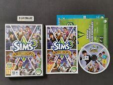 Les Sims 3 Ambitions | Jeu PC en VF