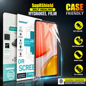 For Samsung Galaxy A32 A52 A72 A52S 5G A12 SupRShield HYDROGEL Screen Protector
