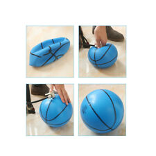 6 Inches Mini Bouncy Basketball Indoor/Outdoor Ball Kids Toy Gift - Orange