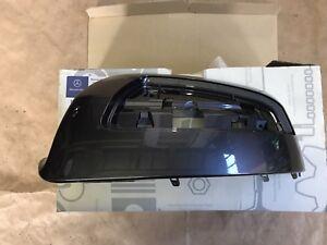 Mercedes C Class W204 N/S Wing Door Mirror Cover GREY 07-10 NEW Genuine