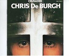 CD CHRIS DE BURGHcrusaderVG++ ( A2600)