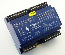 Ein-und Ausgabemodul WURM Frigolink FIO001B Universal Input/Output Module V2.40
